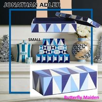 :: Jonathan Adler :: SMALL SORRENTO LACQUER BOX ボックス / S