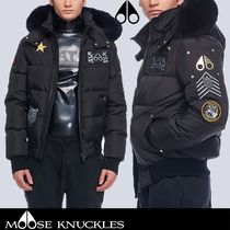 MOOSE KNUCKLES*ムースナックルズ*COLINTON BOMBER