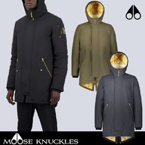 MOOSE KNUCKLES*ムースナックルズ*COLOMBIER PARKA*ダウン