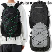 ★thisisneverthat★CORDURA SP Backpack 26  2色