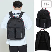 ROMANTIC CROWN★CEREMONY DOUBLE POUCH BACKPACK_BLACK