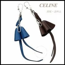 *CELINE*Grigri Doll Leather Keyring 関税/送料込