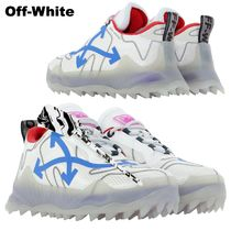 OFF WHITE メンズ LOW-TOP ODSY メッシュ スニーカー