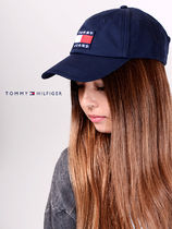 TOMMY JEANS トミージーンズ HERITAGE FLAG CAP キャップ