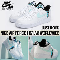 ★Nike★Air Force 1 07 LV8 Worldwide★追跡可