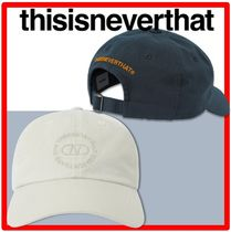 ☆韓国の人気☆thisisneverthat☆Ten Years Oxford Cap☆