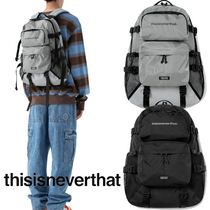 ★thisisneverthat★CORDURA SP 2P Backpack 29  2色
