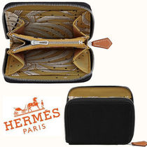 HERMES◆NEW COLOR Silk in compact Black◆