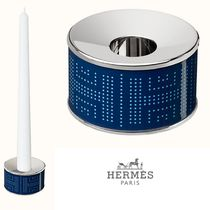 BCN直営店*HERMES  H'DotBangle candlestick holder smallmodel