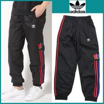 国内完売★adidas Orginals★3D Trefoil×3-Stripes Track Pants