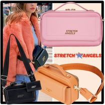 ★送料・関税込★STRETCH ANGELS★Flap multi PANINI bag★3色★