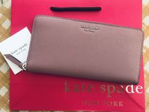 Kate Spade★Cameron Large Continental Wallet★大人ピンク