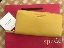 Kate Spade★Cameron Large Continental Wallet★金運アップ色