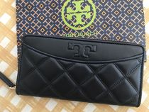 Tory Burch☆Savannah Zip Continental Wallet☆キルティング
