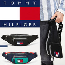 UK発★Tommy Jeans 20AW新作'HERITAGE CHUNKY ZIPボディバッグ'