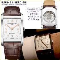 【SALE★SWISS MADE】Baume & Mercier Hampton 10156