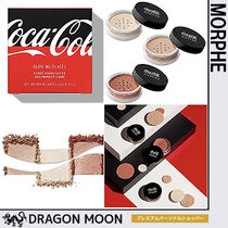 Morphe Brushes(モーフィー) フェイスパウダー Morphe☆Coca-Cola x Morphe Glowing Places Looseハイライター