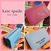 [Kate Spade] 追跡有♪ コンパクト 三つ折財布 staci