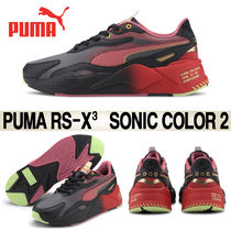 ★PUMA x SONIC★RS-X3 SONIC COLOR 2★追跡可