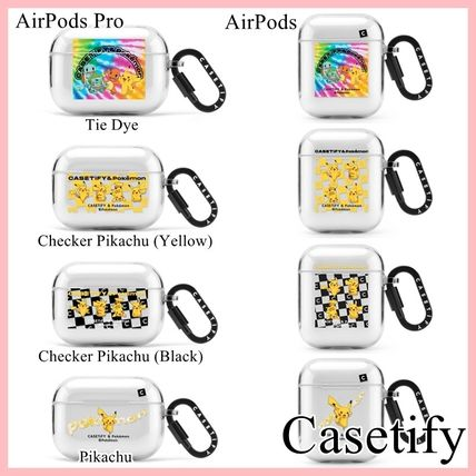 Casetify × Pokemon コラボ AirpodsPro Airpods ケース 4色