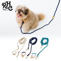 Ron Herman×Found My Animal☆Cotton Rope Dog Leash