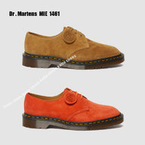 Dr Martens★MIE 1461 SUEDE MADE IN ENGLAND★3ホール★3色