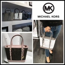 【Michael Kors】JET SET TRAVEL XS キャリーオール