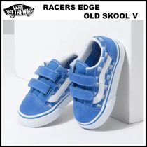 9-16㎝!! ☆Vans☆ TODDLER RACERS EDGE OLD SKOOL V