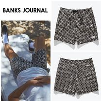 【BANKS JOURNAL】☆水着☆新作☆REPUBLIC BOARDSHORT