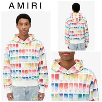 【AMIRI】☆日本未入荷☆ WATERCOLOR SWATCHES HOODIE
