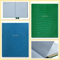 Smythson Mid Year Portobello Diary With Pocket 2020/5~2021/8