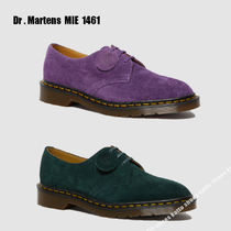 Dr Martens★MIE 1461 SUEDE MADE IN ENGLAND★3ホール★2色