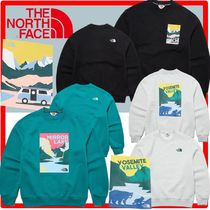 ★★新作/人気★THE NORTH FACE★VUNTUT SWEATSHIRTS★★