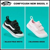 9-16㎝!! 人気ブランド ☆Vans☆ TODDLER COMFYCUSH NEW SKOOL V