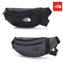 ★THE NORTH FACE★韓国 人気 ロゴ ボディバッグ SPORTS HIPSACK