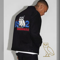 【OCTOBERS VERY OWN】OVO X D2 DENIM JACKET /デニムジャケット