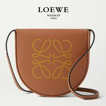 ∞∞ LOEWE ∞∞ Heel small leather ショルダーバッグ☆