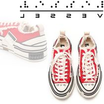 【xVESSEL】RED HOT CHILI G.O.P. LOWS★レッド