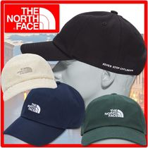 ★新作/人気★THE NORTH FACE★TNF LOGO SOFT CAP★