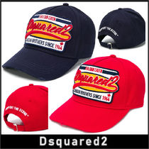 【Dsquared2】☆新作!☆メンズロゴキャップ2colors208■DS122