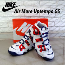 "日本未発売!Big Kids' Nike Air More Uptempo ""大人もOK"""