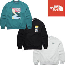 ★WHITELABEL★NM5ML53★THENORTHFACE★VUNTUT SWEATSHIRTS_3色