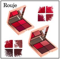 Rouje(ルージュ) リップグロス・口紅 【Rouje】フランス発  Les 4 Rouje 口紅パレット
