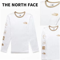 THE NORTH FACE ☆ NEW Lution 袖 ロゴ Tシャツ 送関込