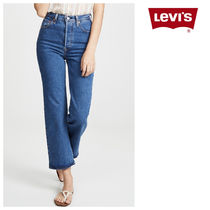 Levi's Ribcage Straight Ankle Jeans アンクル丈 ストレート