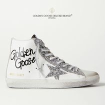 ∞∞ Golden Goose ∞∞ Francy high-top レザースニーカー☆