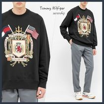 Tommy Hilfiger*COLLECTION EMBROIDERED スウェット*送料込