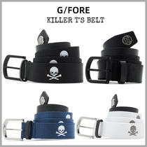 【G Fore】KILLER T'S BELT ベルト★3色から