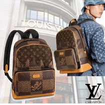 ☆Louis Vuitton キャンパス・バックパック ダミエ・エベヌ☆