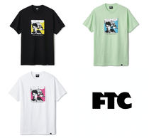 ★FTC WHAT MAKES YOU HAPPY アメコミ Tシャツ 半袖 送料込★